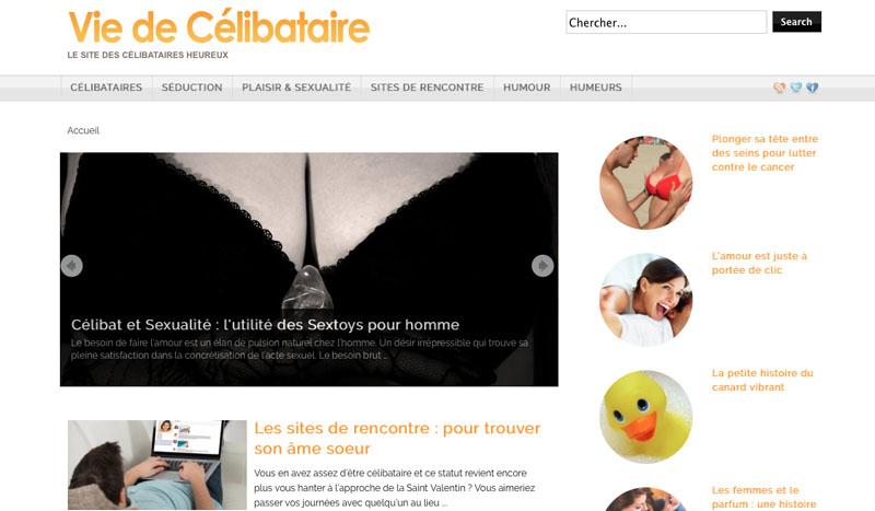 Viedecelibataire.fr